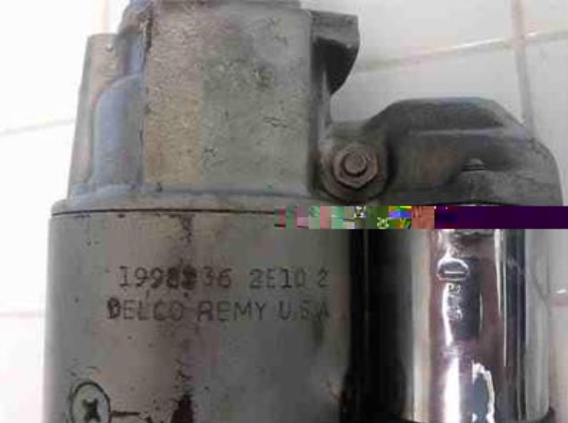 AC Delco Starter for GM for Big Block 396 427 454 Motors Original