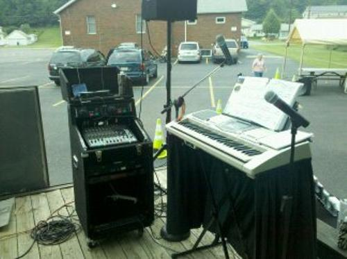 Welcome to as sound rental we will deliver our sound equipment to your eventwe do inside and outs